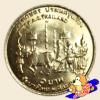 เหรียญ 1 บาท ส่งเสริมกิจกรรมขององค์การอาหารและเกษตร แห่งสหประชาชาติ (แรกนาขวัญ)