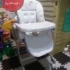 ไฮแชร์ Combi รุ่น Reminis hi low bed chair ลายลิขสิทธิ์ หมี pooh