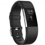 Fitbit Charge 2 BLACK LARGE รับประกันศูนย์ 1 ปี