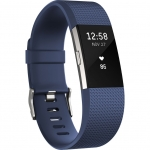 Fitbit Charge 2 Blue Large รับประกันศูนย์ 1 ปี