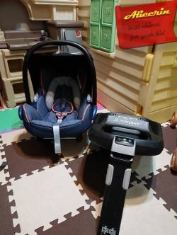 คาร์ซีทกระเช้า Maxi Cosi รุ่น Cabriofix มีหลังคา