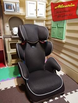 คาร์ซีทเด็กโต บูสเตอร์ Takata 312 neo Junior Seat ใช้ถึง 12ขวบ สีน้ำตาล