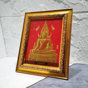 กรอบรูปพระพุทธชินราช สำหรับมอบเป็นของขวัญขึ้นบ้านใหม่
