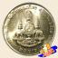 เหรียญ 20 บาท ฉลองสิริราชสมบัติ ครบ 50 ปี กาญจนาภิเษก รัชกาลที่ 9 (ไม่มี อุณาโลม) thumbnail 1