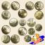 ชุดเหรียญกษาปณ์ที่ระลึก ชนิดราคา 5 บาท ครบ 17 วาระ thumbnail 1