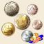 ชุดเหรียญกษาปณ์หมุนเวียน พุทธศักราช 2559 (พร้อมตลับอะคริลิค) thumbnail 2