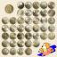 ชุดเหรียญกษาปณ์ที่ระลึก ชนิดราคา 2 บาท ครบ 41 วาระ thumbnail 1