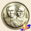เหรียญ 2 บาท ครบ 100 ปี ศิริราชแพทยากร thumbnail 2