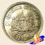 เหรียญ 1 บาท เสด็จนิวัต พระนคร thumbnail 1