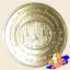 เหรียญ 20 บาท ครบ 200 ปี แห่งวันพระบรมราชสมภพ รัชกาลที่ 4 thumbnail 1