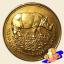 เหรียญ 50 บาท ส่งเสริมการอนุรักษ์ธรรมชาติและสัตว์ป่า (กระซู่) thumbnail 1