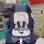 คาร์ซีท Combi : Prim long S GR สำหรับเด็กแรกเกิด-7ขวบ พร้อมเบาะเสริมแท้