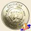 เหรียญ 20 บาท ครบ 50 ปี สันติภาพ thumbnail 1