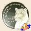 เหรียญ 100 บาท ส่งเสริมการอนุรักษ์ธรรมชาติและสัตว์ป่า (เสือ | ขอบหนาปกติ) (ขัดเงา) thumbnail 1