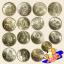 ชุดเหรียญกษาปณ์ที่ระลึก ชนิดราคา 1 บาท ครบ 16 วาระ thumbnail 1
