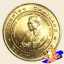 เหรียญ 20 บาท เฉลิมพระเกียรติในการพัฒนาอย่างยั่งยืนเพื่ออนาคตอันมั่นคง thumbnail 2