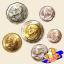 ชุดเหรียญกษาปณ์หมุนเวียน พุทธศักราช 2559 (พร้อมตลับอะคริลิค) thumbnail 3