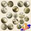 ชุดเหรียญกษาปณ์ที่ระลึก ชนิดราคา 5 บาท ครบ 17 วาระ thumbnail 2