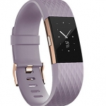 Fitbit Charge 2 Rose Gold Lavender Small รับประกันศูนย์ 1 ปี