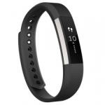 Fitbit Alta, Black, Large รับประกันศูนย์ 1 ปี