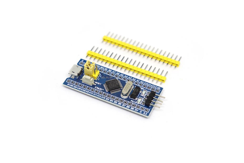 STM32F103 Board ARM Cortex-M3 Arduino IDE